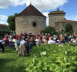 Visitons le Donjon de Bazoges en Pareds