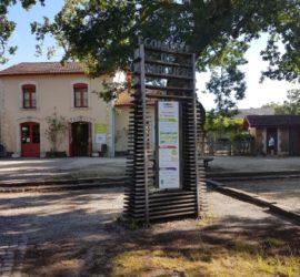 « En voiture » pour découvrir l'Ecomusée de Marquèze