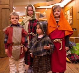A la découverte du Musée des Celtes de Libramont en famille !
