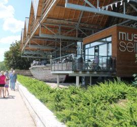 Plongez au coeur d'un fleuve à MuseoSeine, le musée de la Seine normande