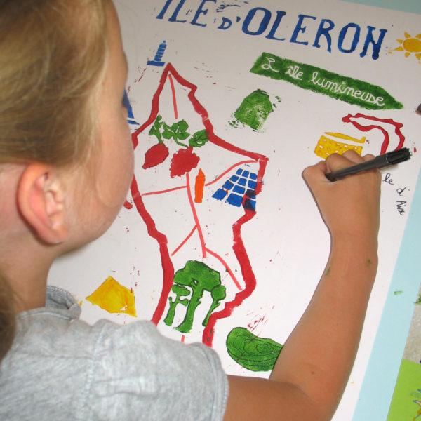 En visite au Musée de l'île d'Oléron