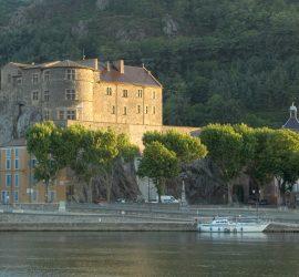 Voyage dans le temps au château de Tournon