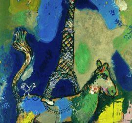 Chagall, une rétrospective 1908 – 1985, Musée des Beaux-Arts de Bruxelles