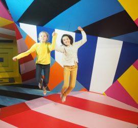 Perspective playgrounds &#038; John Giorno au Palais de Tokyo <3