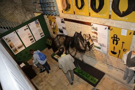 Expo A hue et à Dia - Ferme-musée du Cotentin-CD50