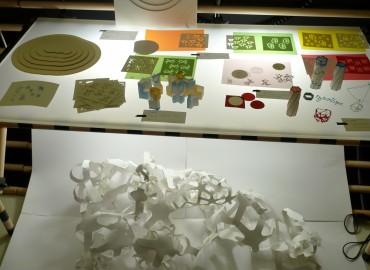 Qu'est-ce que tu fabriques  au Centre Pompidou ?
