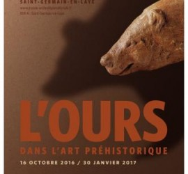 Paléo-nounours à St Germain en Laye