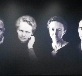 Au coeur de l'atome au musée Curie