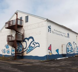 A la recherche de Moby Dick à Húsavík