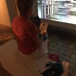 Exposition Chine art en mouvement 1 . Musées d'Annecy. Cliché Anne Lebellec