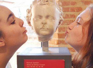 Un rendez-vous «Mythic» en famille au musée Saint-Raymond de Toulouse
