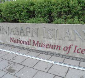 Le musée national d'Islande à Reykjavik