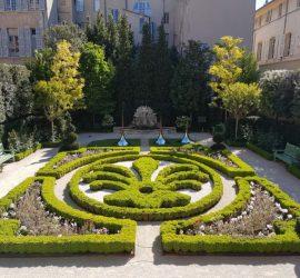 L'Hôtel de Caumont à Aix en Provence