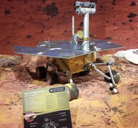 Destination Mars!