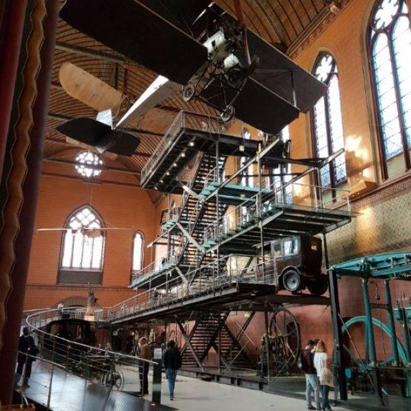 Au Musée des Arts et Métiers