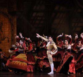 Ma première fois à l'Opéra