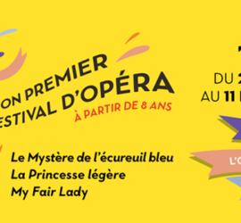 Mon premier festival d'opéra