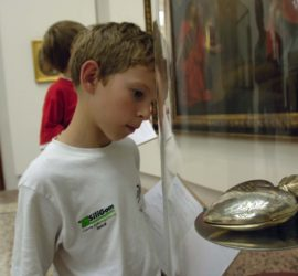 Le musée du Hiéron : un sacré musée en famille