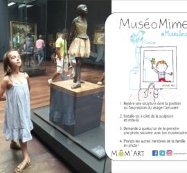 Interview de Caroline Rosnet, présidente et fondatrice de Môm'art