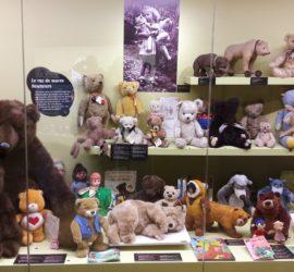 Retomber en enfance au Musée du Jouet