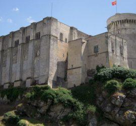 Au Château de Falaise avec les Ducs de Normandie