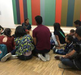 La cosy-visite du Centre Pompidou