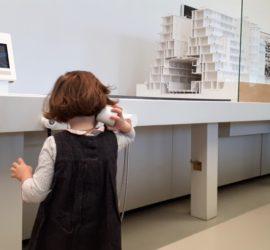 La Cité de l'Architecture et du Patrimoine en famille