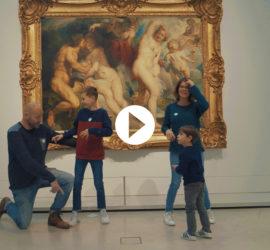 Vous êtes vous déjà amusés dans un musée ?