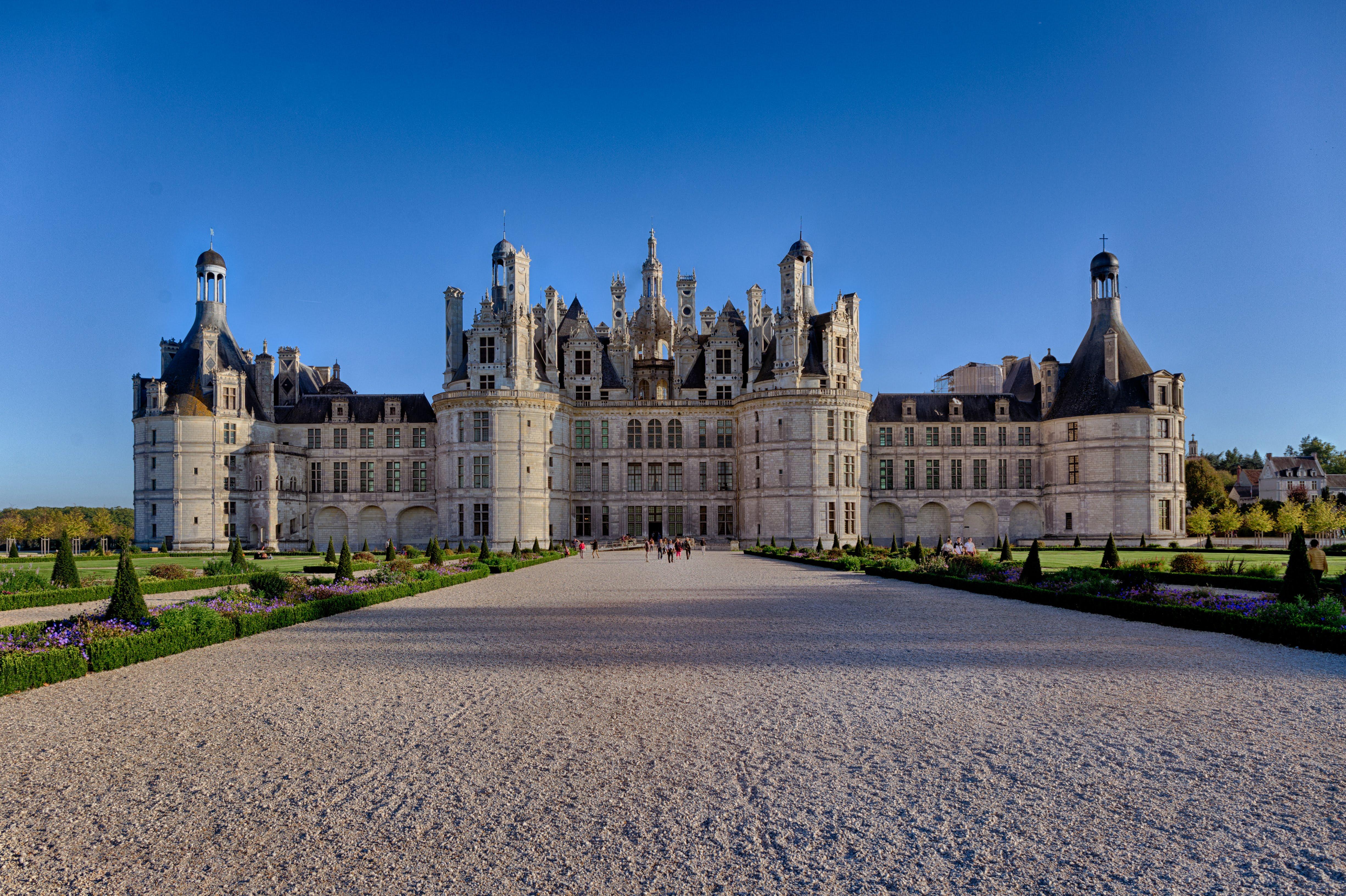 le chateau de chambord