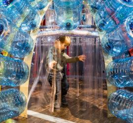 Exposition Cabanes – Cité des Sciences