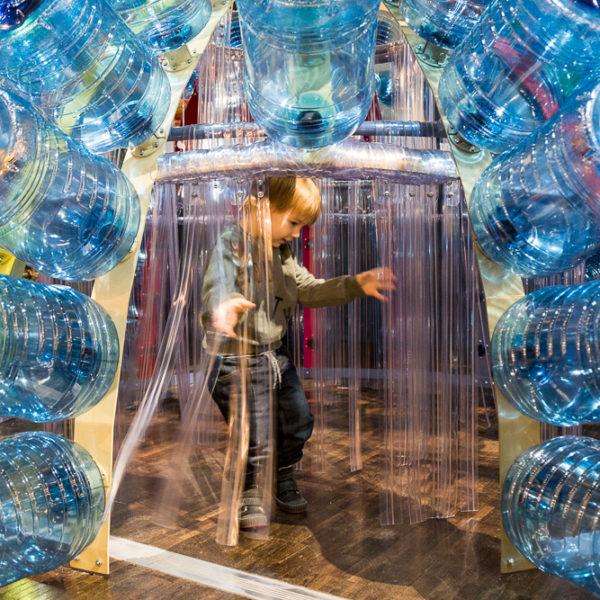 Exposition Cabanes - Cité des Sciences