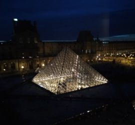 La nocturne du samedi au Louvre