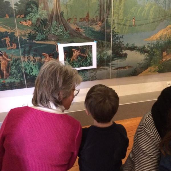 Musée du Nouveau Monde : vers l'Amérique et au-delà !
