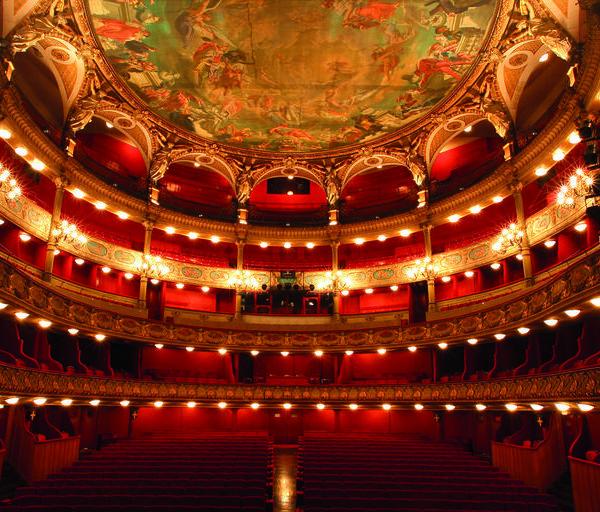 Découvrir l'opéra en famille