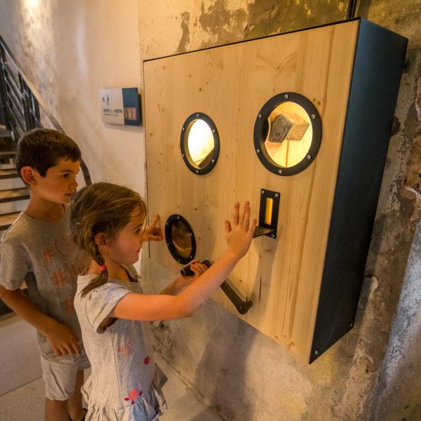 Au Musée de la Minoterie à La Mure-Argens (04)