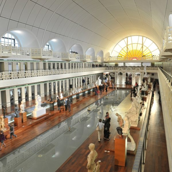 Le Musée La Piscine de Roubaix en famille