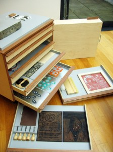 Le valise pédagogique Gravure et estampes